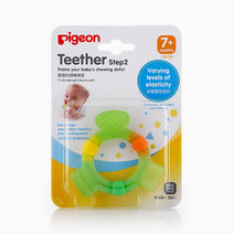 Teether Step 2 (7+ months)  by Pigeon