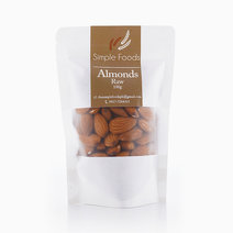 Raw Almonds (100g) by Simple Foods