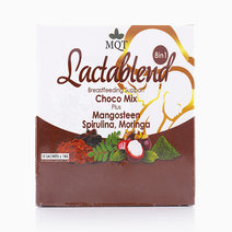 Lactablend 8-in-1 Choco Mix (10 Sachets x 18g) by MQT Organic