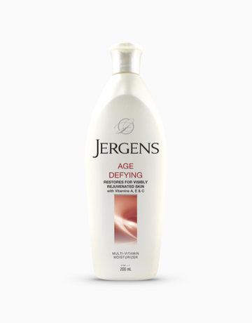 Age Defying Moisturizer by Jergens