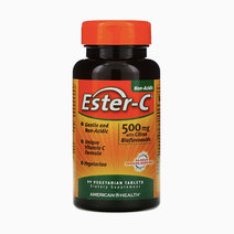 Ester-C (500mg, 90 Veg Tabs) by American Health