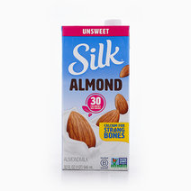 Silk Almond Milk Original Unsweetened (946ml) by Silk