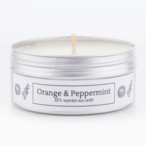 Orange & Peppermint Soy Candle (4oz) by Calyx Life & Home
