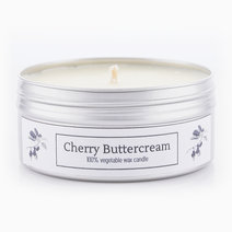 Cherry Buttercream Soy Candle (4oz) by Calyx Life & Home