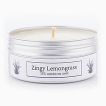 Zingy Lemongrass Soy Candle (4oz) by Calyx Life & Home