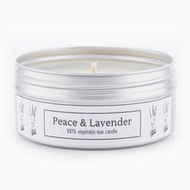 Peace & Lavender Soy Candle (4oz) by Calyx Life & Home