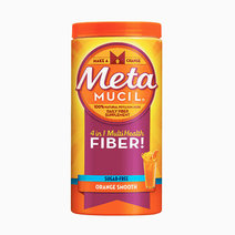 Metamucil Fiber Supplement, Orange Sugar Free, 130 Servings by Metamucil