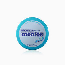 Mentos Edition No Sebum Mineral Powder by Innisfree