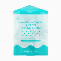 Hydraulic Acid Sherbet Peeling Scrub by Mizon
