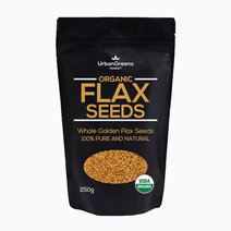 Organic Golden Flaxseed (250g) by UrbanGreens Market