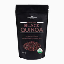 Organic Black Quinoa (250g) by UrbanGreens Market