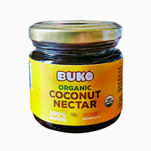 Organic Coconut Nectar (120g) by Buko Foods