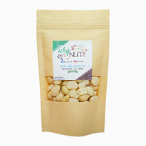 Raw Macadamia (120g) by WhyNutPH