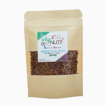 Organic Flax Seeds (75g) by WhyNutPH