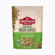 Organic Green Lentils (1lb) by Arrowhead Mills