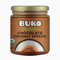 Buko Organic Chocolate Coconut Spread (265g) by Buko Foods