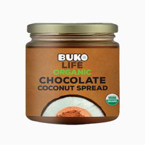 Buko Organic Chocolate Coconut Spread (120g) by Buko Foods
