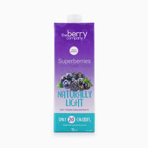 Superberries Purple Naturally Light (1L) by The Berry Company