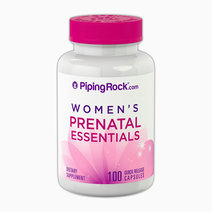 Prenatal Essentails (100 capsules) by Piping Rock
