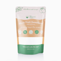 Classic White Powdered Monk Fruit Sweetener by Our Wholesome Pantry