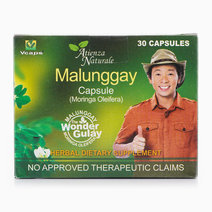 Malunggay Capsule (30s, 500mg) by Atienza Naturale