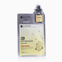3D Ampoule Mask Sheet (Hyaluronic Acid & Colostrum) by The Face Shop
