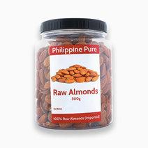 Raw Almonds (500g Jar) by Philippine Pure