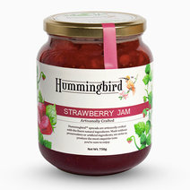 Strawberry Jam (750g) by Hummingbird