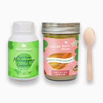 Vanilla Almond Malunggay Lactation Kit by Buds & Blooms