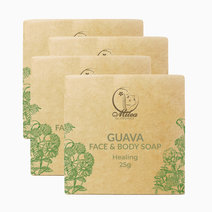 Guava Soap (25g) (4 Pcs.) by Milea