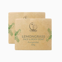 Lemongrass Soap (50g) (2 Pcs.) by Milea