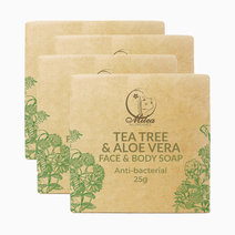 Tea Tree Soap (4 Pcs.) by Milea