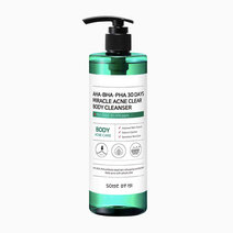 AHA BHA PHA 30-Day Miracle Acne Clear Body Cleanser (400g) by Some By Mi