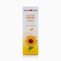 Natural Sunflower Eye Cream (15ml) by Human Nature