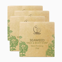 Seaweed Soap (25g x 4pcs) by Milea