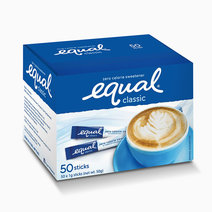 Equal Classic Zero Calorie Sweetener (50 Sticks) by Equal Philippines