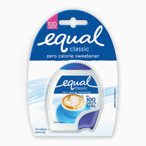 Equal Classic Zero Calorie Sweetener (100 Tabs) by Equal Philippines