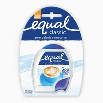 Equal Classic Zero Calorie Sweetener (200 Tabs) by Equal Philippines