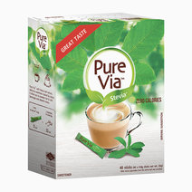 Pure Via Stevia Zero Calorie Sweetener (40 Sticks) by Equal Philippines