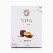 Cupuacu Face & Body Soap by NUA Organics