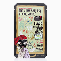Premium Syn-ake Black Mask by Dewytree