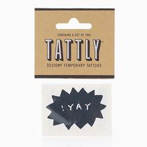 Yay Burst by Tattly
