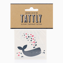 Whale Spout by Tattly