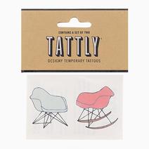 Take A Seat by Tattly
