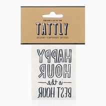 Happy Hour by Tattly