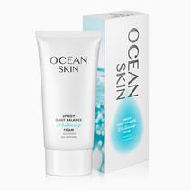 Daily Balance Whitening Foam by OCEAN SKIN