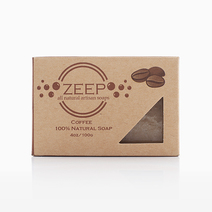Coffee Bean Oil Soap by Zeep Line