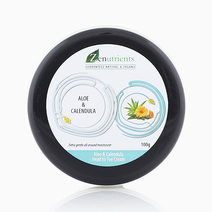 Aloe Vera & Calendula Cream by Zenutrients