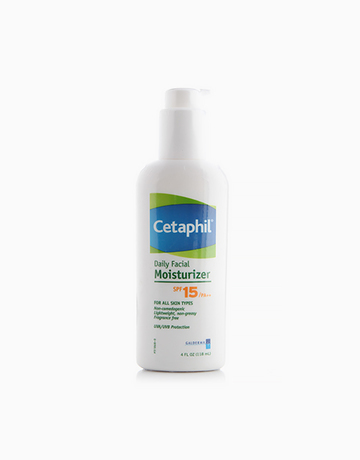 Daily facial moisturizer by cetaphil products beautymnl for Cetaphil moisturizing cream for tattoos