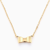 Take a Bow Pendant by Kate Spade